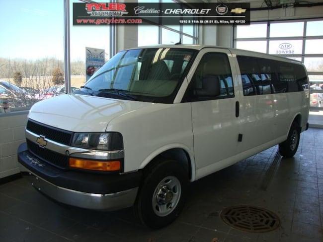 2013 Chevrolet Express 3500 LT Van Extended Passenger Van