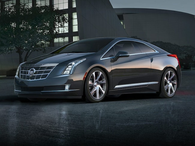 2014 CADILLAC ELR Base Coupe
