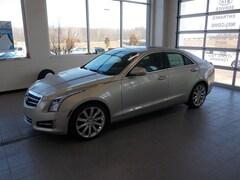2013 CADILLAC ATS 2.0L Turbo Premium Sedan