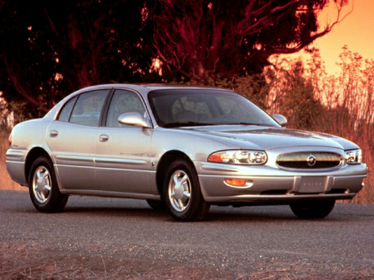 Used 2000 Buick Lesabre For Sale At Tyler Automotive