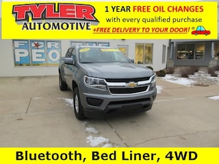 2019 Chevrolet Colorado Work Truck Truck