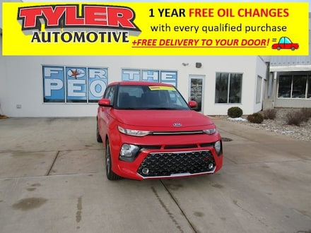 Featured new 2021 Kia Soul GT-Line Hatchback for sale in Niles, MI