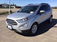 New 2019 Ford EcoSport SE Crossover KC262475 in Tyler, TX