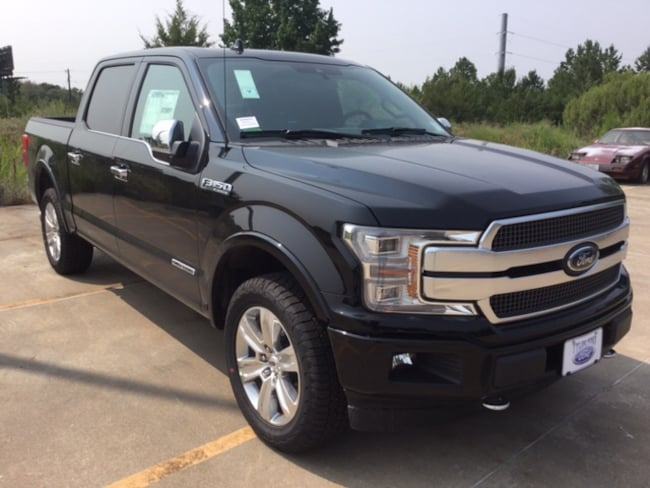 New 2018 Ford F-150 Platinum Truck in Tyler, TX