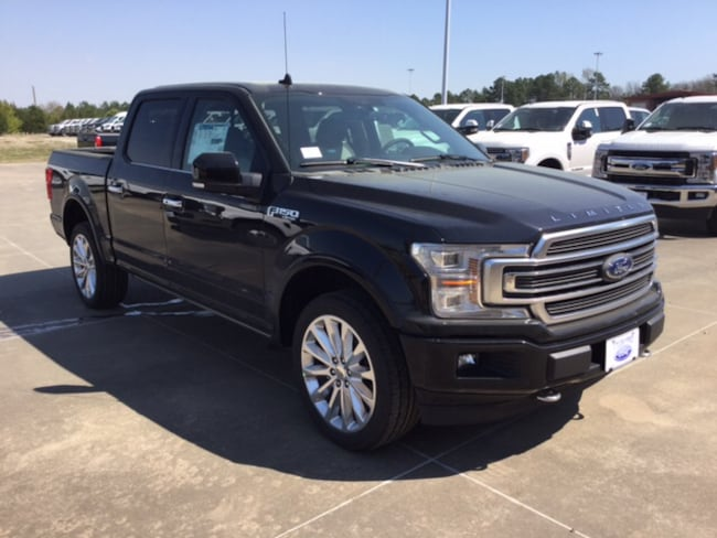 New 2019 Ford F-150 Limited Truck in Tyler, TX