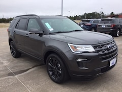 New 2019 Ford Explorer XLT SUV KGA88470 in Tyler, TX
