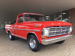 Used Vehicles for sale 1968 Ford F-100 Ranger Regular Cab F10YKC78037000000 in Tyler, TX