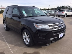 New 2019 Ford Explorer Base SUV KGA71772 in Tyler, TX