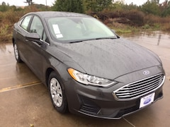 New 2019 Ford Fusion S Sedan KR132846 in Tyler, TX