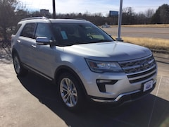 New 2019 Ford Explorer Limited SUV KGA51308 in Tyler, TX