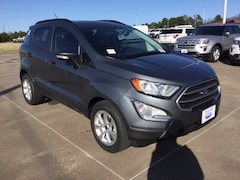 New 2019 Ford EcoSport SE Crossover KC262474 in Tyler, TX