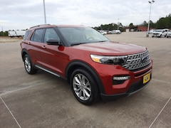 New 2021 Ford Explorer Limited SUV 1FMSK7FH2MGA23815 in Tyler, TX