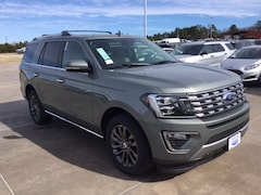 New 2019 Ford Expedition Limited SUV KEA10253 in Tyler, TX