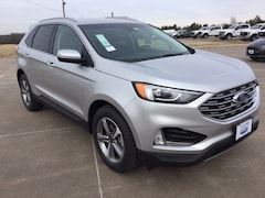 New 2019 Ford Edge SEL Crossover KBB36570 in Tyler, TX