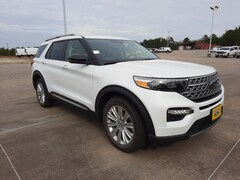 New 2021 Ford Explorer Limited SUV 1FMSK7FH2MGA33213 in Tyler, TX