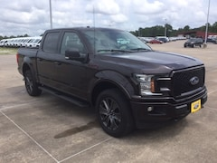 Used 2018 Ford F-150 XLT  Crew Cab Short Bed Truck JFC43359 serving Lindale