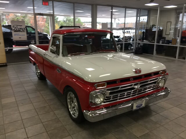 Used 1966 Ford F100 PICKUP Tyler