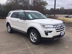 New 2019 Ford Explorer XLT SUV KGA51307 in Tyler, TX