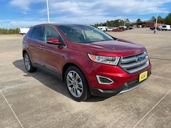 Used 2018 Ford Edge Titanium SUV for Sale in Tyler, TX