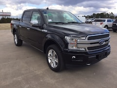 New 2019 Ford F-150 Platinum Truck KFA14851 in Tyler, TX