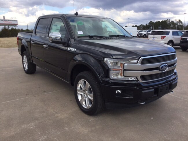 New 2019 Ford F-150 Platinum Truck in Tyler, TX