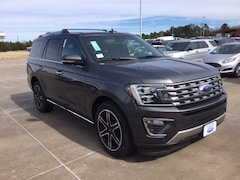 New 2019 Ford Expedition Limited SUV KEA02031 in Tyler, TX