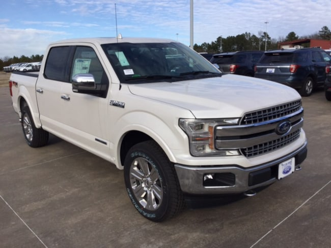 New 2018 Ford F-150 Lariat Truck in Tyler, TX