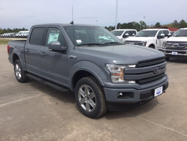 New 2019 Ford F-150 Lariat Truck in Tyler, TX