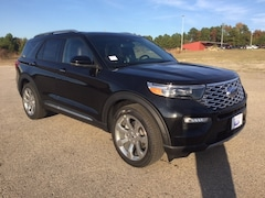New 2020 Ford Explorer Platinum SUV 1FM5K8HC0LGA91596 in Tyler, TX