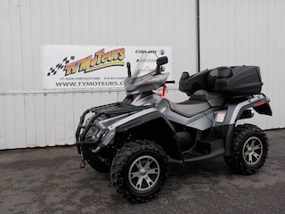 2007 CAN-AM Outlander Max 800 Limited