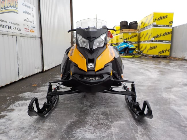 ski doo mxz x 600 etec 2014 d 39 occasion vendre l vis qc. Black Bedroom Furniture Sets. Home Design Ideas