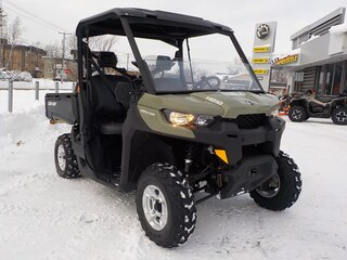 2016 CAN-AM Defender DPS HD10