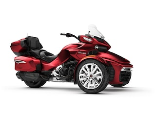 2018 CAN-AM Spyder F3 SE6 Limited CHROME