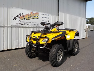 2008 CAN-AM Outlander 650