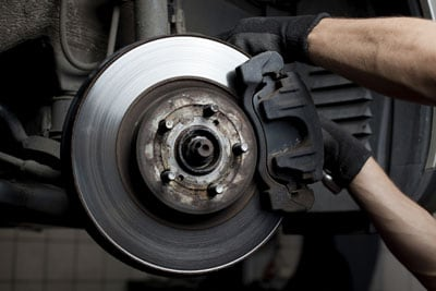Kia Value Advantage Brake Service Special