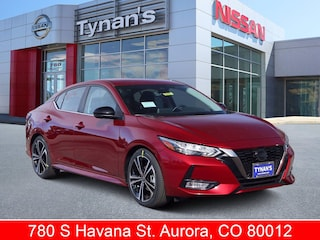 New 2020 Nissan Sentra SR Sedan for sale in Aurora, CO