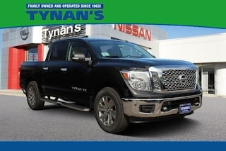 New 2018 Nissan Titan SV Truck Crew Cab for sale in Aurora, CO