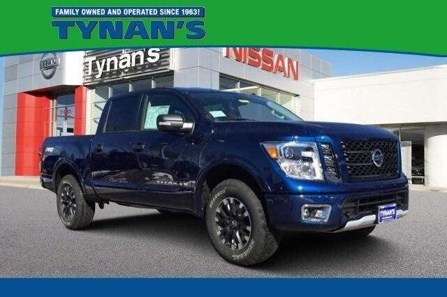 2019 Nissan Titan Truck Crew Cab