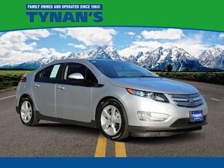 Used 2015 Chevrolet Volt Base Hatchback for sale in Aurora, CO