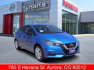 New 2020 Nissan Versa 1.6 S Sedan for sale in Aurora, CO