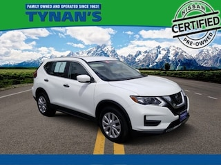 Certified Pre-Owned 2018 Nissan Rogue S SUV for sale in Aurora, CO