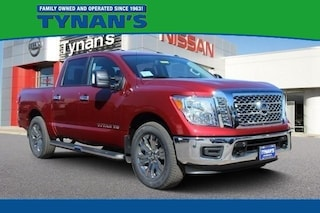 Remaining New 2018 Nissan Titan SV Truck Crew Cab for sale in Aurora, CO