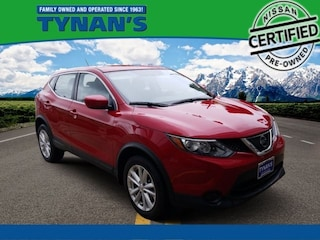 Certified Pre-Owned 2018 Nissan Rogue Sport S SUV for sale in Aurora, CO