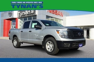 New 2019 Nissan Titan S Truck Crew Cab for sale in Aurora, CO