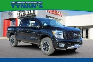 New 2019 Nissan Titan PRO-4X Truck Crew Cab for sale in Aurora, CO