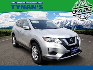 Certified Pre-Owned 2018 Nissan Rogue SV SUV for sale in Aurora, CO