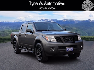 Used 2019 Nissan Frontier SV Truck Crew Cab for sale in Aurora, CO