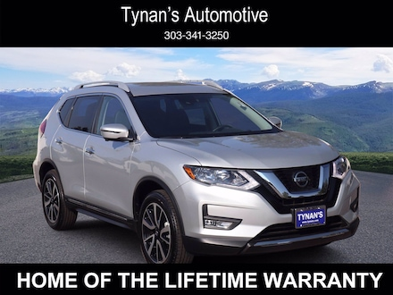 Pre-Owned 2020 Nissan Rogue SL SUV for sale in Aurora, CO