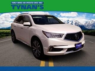 Used 2019 Acura MDX 3.5L Advance Pkg w/Entertainment Pkg SUV for sale in Aurora, CO