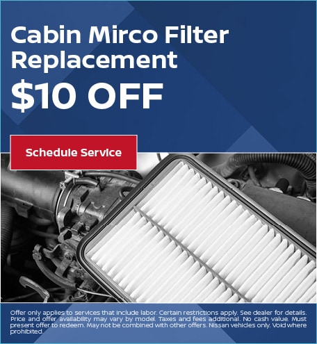 Cabin Micro Filter Replacement